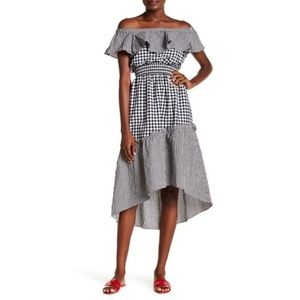 Rachel Rachel Roy Off The Shoulder Dress